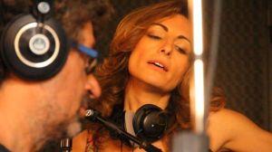 Recording session con Alberto Barattini
